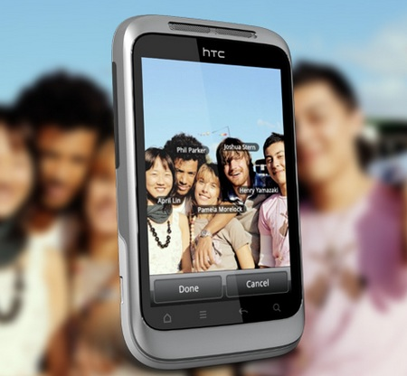 HTC Wildfire S Affordable Android Smartphone 2