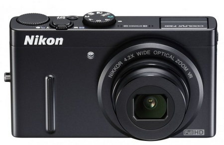 Nikon CoolPix P300 Digital Camera front