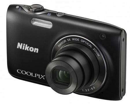 Nikon CoolPix S3100 digital camera 1
