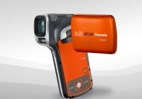 Panasonic HX-WA10 Waterproof Full HD Camcorder
