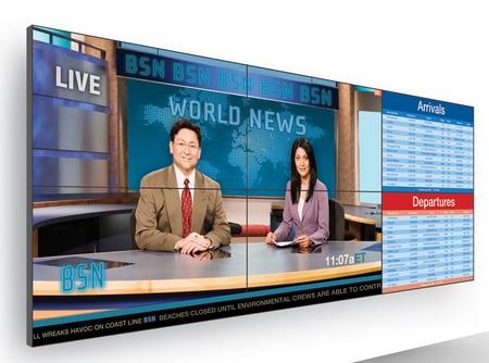 Planar Clarity Matrix 55 LCD Video Wall