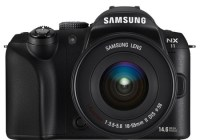 Samsung NX11 Mirrorless Camera with i-Function Support