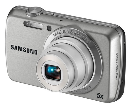 Samsung PL20 Point-and-shoot Camera