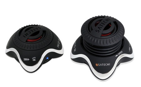 Satechi BT Wireless Bluetooth Portable Speaker System