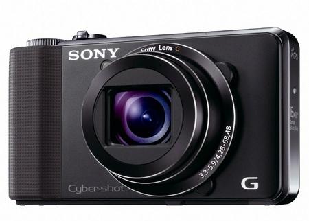 Sony Cyber-shot DSC-HX9V Ultra Zoom Camera