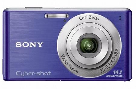 Sony Cyber-shot DSC-W530 digital camera blue