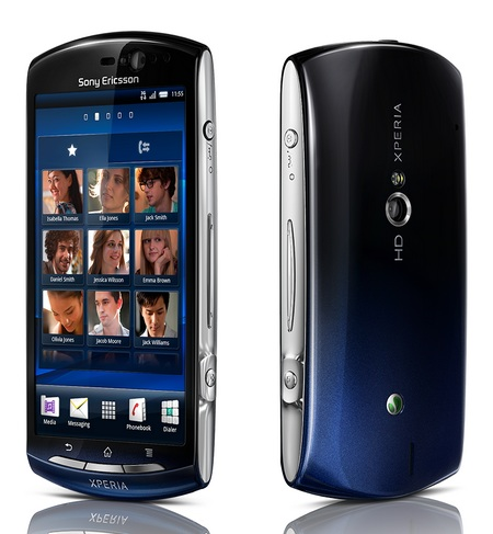 Sony Ericsson Xperia neo Android Smartphone 2