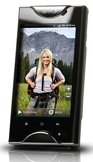 Sprint Kyocera Echo Dual-touchscreen Android Smartphone 1