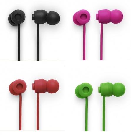 Urbanears Bagis In-ear Headphones colors