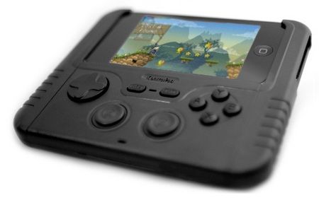 iControlPad Bluetooth Gaming Controller for Smartphones