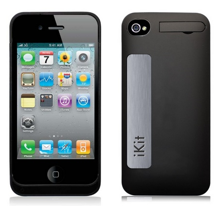 iKit iPhone 4 NuCharge Case
