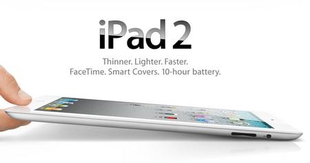 Apple iPad 2 Announced