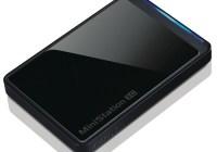 Buffalo MiniStation HD-PCU2 portable hard drive