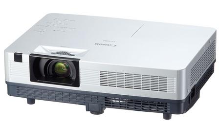 Canon LV-7390, LV-7295 and LV-7290 Portable LCD Projectors