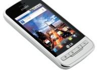 Cricket LG Optimus C Android Phone