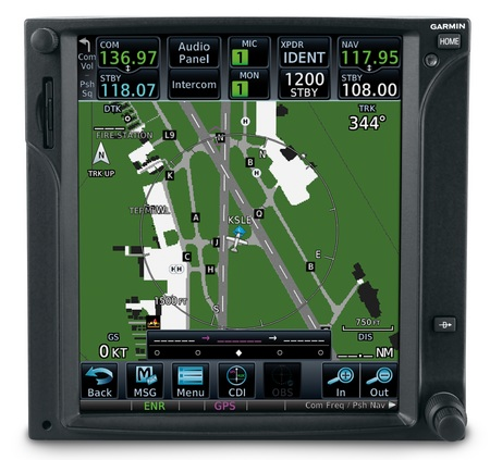 Garmin GTN 750 series Touchscreen Avionics Device
