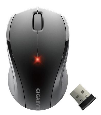 Gigabyte Urban Chic M7800E Wireless Laser Mouse