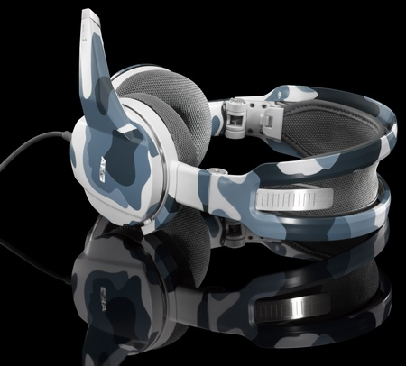 Harman AKG GHS-1 Portable Gaming Headset camouflage