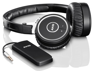 Harman AKG K 840 KL Kleer Wireless headphones