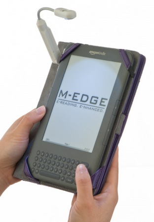 M-Edge e-Luminator Touch Booklight for E-book Reader with kindle