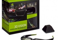 NVIDIA 3D Vision Wireless Glasses Kit Updated