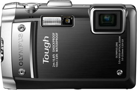 Olympus TOUGH TG-810 Ultra Rugged Digital Camera