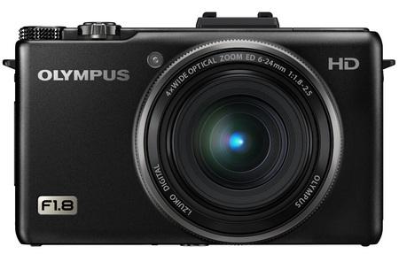 Olympus XZ-1 High-end Compact Digital Camera black
