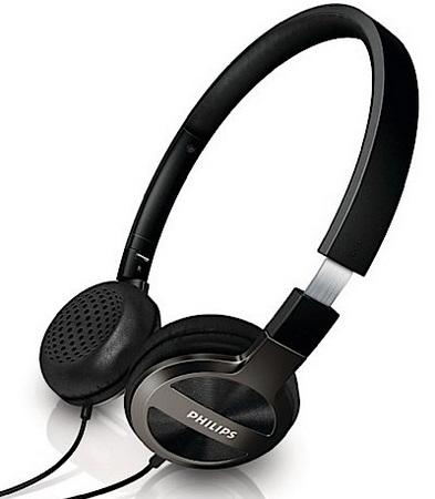 Philips FloatingCushion Headphones 1