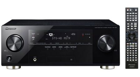 Pioneer VSX-1021 7.1-channel Home Theater Receiver with AirPlay