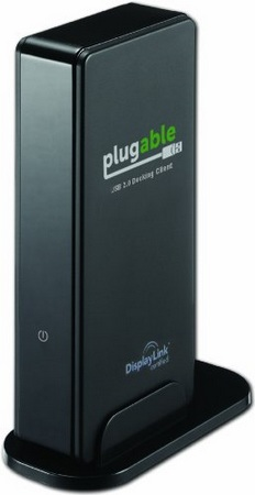 Plugable DC-125 USB 2.0 Docking Client 1