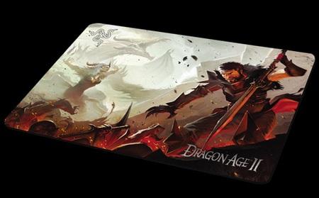 Razer Dragon Age II Razer Goliathus Speed Edition mouse mat