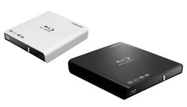 Samsung SE-406A Slim External 3D Blu-ray Combo Drive