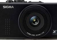 Sigma DP2x Compact Camera