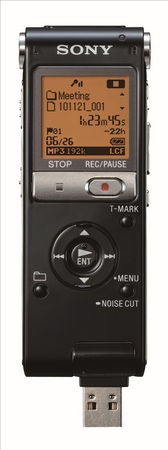 Sony ICD-UX512 Digital Audio Recorder