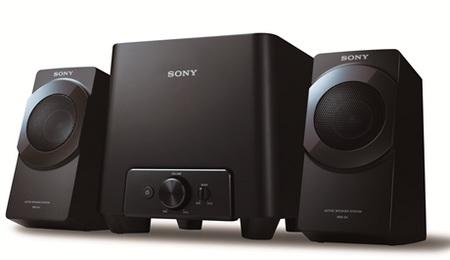 Sony SRS-D4 PC Speaker System