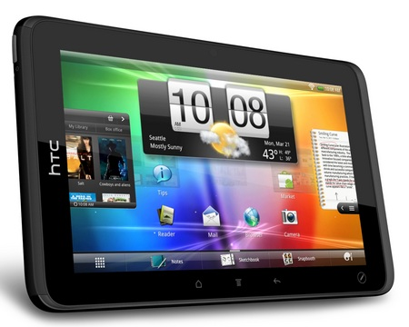 Sprint HTC EVO View 4G Android Tablet