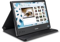 Toshiba 14-inch USB Mobile LCD Monitor with DisplayLink Technology
