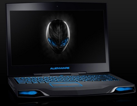 Dell Alienware M14x Gaming Notebook 2
