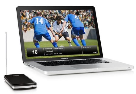 Elgato Tivizen Mobile TV Tuner Streams Live TV Wirelessly mac