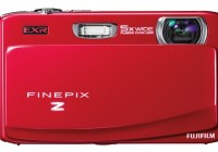 FujiFilm FinePix Z900EXR Digital Camera red