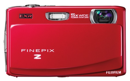 FujiFilm FinePix Z900EXR Digital Camera red