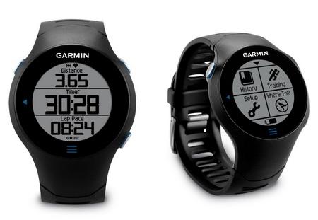 Garmin Forerunner 610 Touchscreen GPS Watch