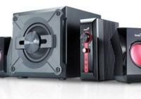 Genius SW-G2.1 1250 Gaming Speaker System