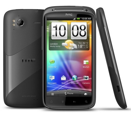 HTC Sensation Dual-Core Android Smartphone 3