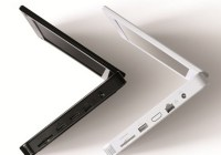 Hercules eCAFE slim netbooks side