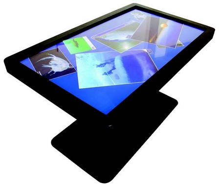 Ideum MT55 HD Multitouch Table 1