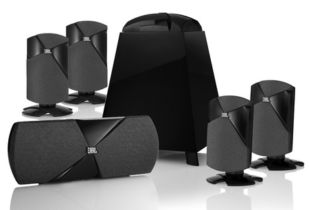 JBL Cinema 300 Home Theater Speaker System