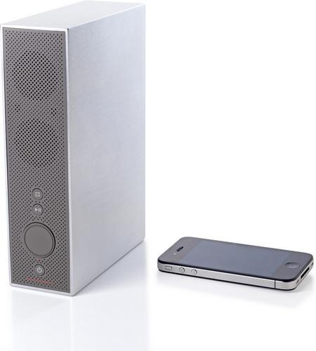 Lexon Titan LA84 Bluetooth Speaker grey