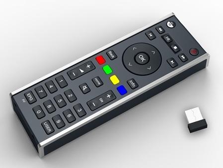 Motorola Nyxboard Hybrid XMBC Remote Control 1