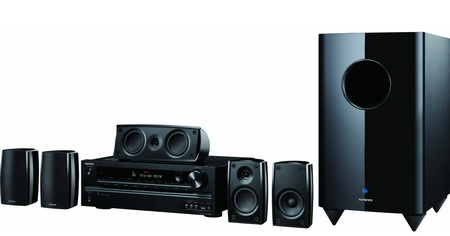 Onkyo HT-S6400 5.1-Channel Home Theater system